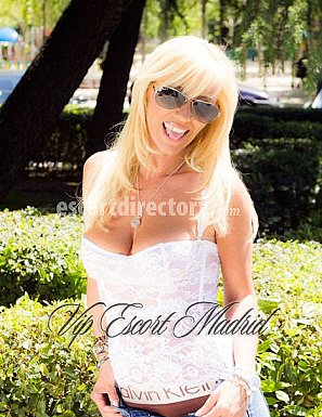 Cristina Escort Madrid